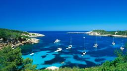 Find cheap flights from Québec City to Ibiza Island