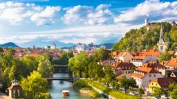 Find cheap flights from Toronto Pearson Airport to Ljubljana