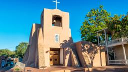 Santa Fe hotels near San Miguel Mission