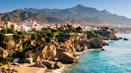 Find cheap flights to Nerja