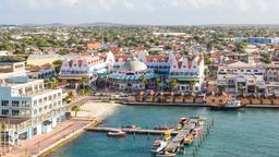 Find cheap flights from Vancouver Airport to Oranjestad