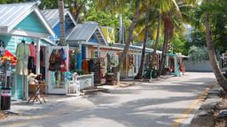 Key West hotels near Audubon House and Tropical Gardens