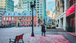 Boston hotels near Financial District