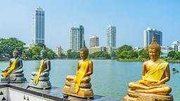 Colombo hotels near Colombo World Trade Center