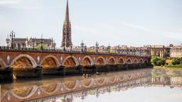 Bordeaux hotels near Saint Bruno Church