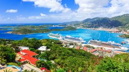Saint Thomas Island car rentals