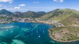 Find cheap flights from British Columbia to Saint Martin Island