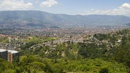 Find cheap flights from Alberta to Medellín